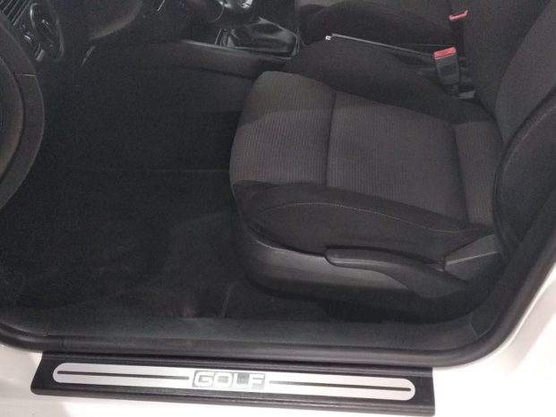 Volkswagen Golf IV 1.6i 100Cv Highline Blanco full