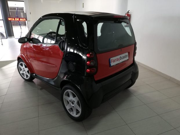 Smart Fortwo 0.6i 54Cv Pure Rojo full