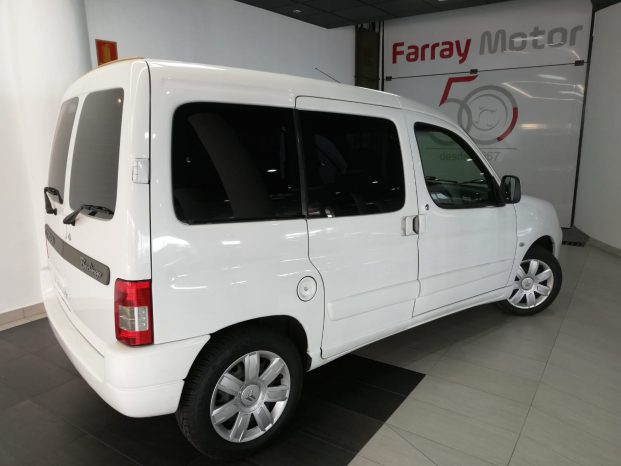 Citroen Berlingo 2.0HDI 90Cv Blanca full