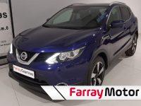 Nissan Qashqai 1.5 dCi 110CV Nconnecta Azul Ultramar