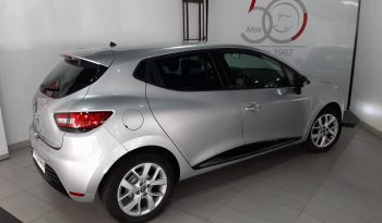 Renault Clio 1.2 TCe 75Cv Limited Gris full