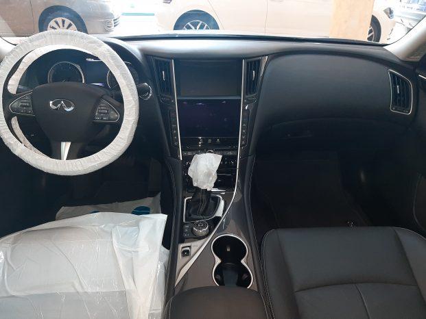 Infiniti Q50 2.2 179CV Premium Gris full