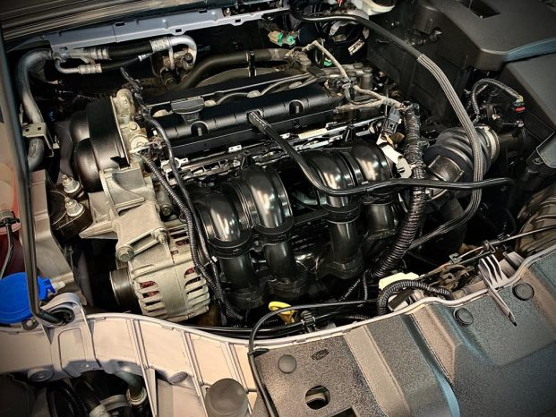 Ford Focus 105CV Plata 5p full