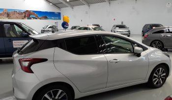 Nissan Micra N-Connecta 90CV Plata full