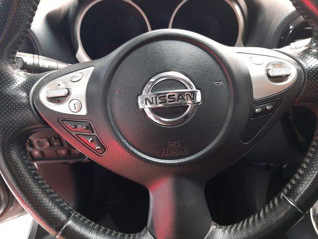 Nissan JUKE 1.2 115CV Turbo N-Connecta Plata full