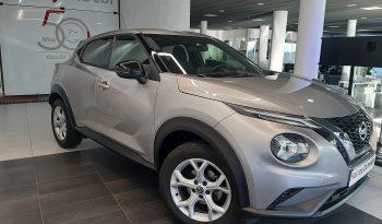 Nissan JUKE Acenta DIG-T 117CV Gris Plata full