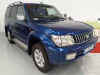 Toyota Land Cruiser 5p 90 3.0 TD VX Automático Azul