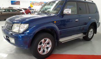 Toyota Land Cruiser 5p 90 3.0 TD VX Automático Azul full