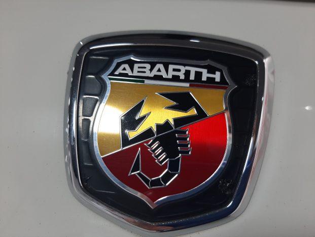 Abarth 500 1.4 16v Blanco full