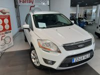 Ford Kuga Trend TDCi 4×2 5p Blanco