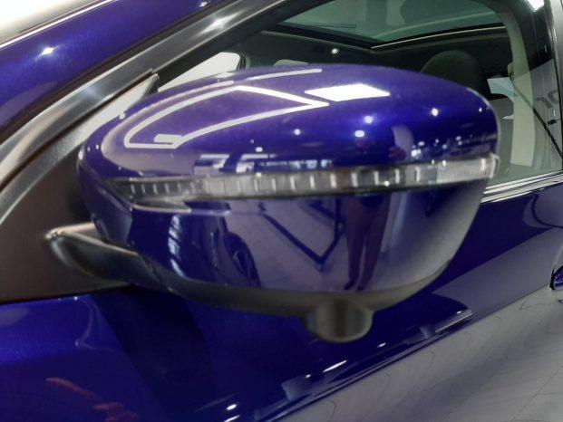 Nissan Qashqai N-Connecta 115 CV Azul Ultramar full