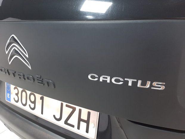 Citroen C4 Cactus OneTone Negro full