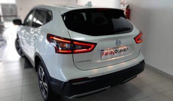 Nissan Qashqai N-Connecta 140 CV Blanco full