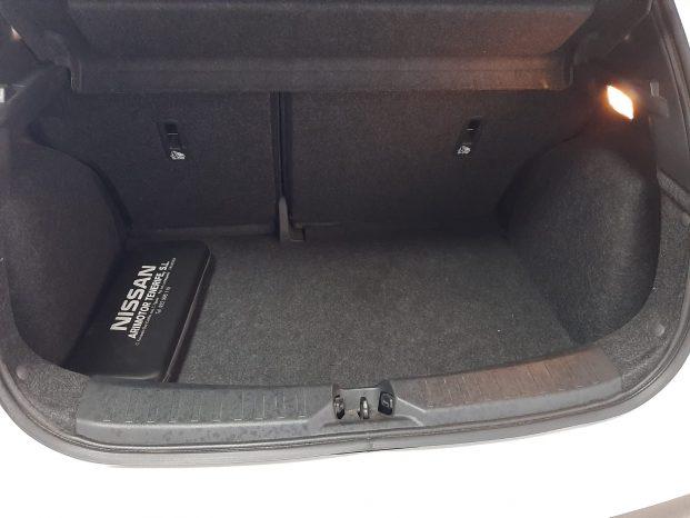 Nissan Micra Acenta 5p Blanco full