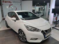 Nissan Micra Acenta 90 CV 5p Blanco