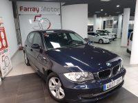 BMW Serie 1 2.0 5p Azul Marino