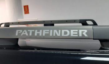 Nissan Pathfinder XE 2.5dCi 190 CV Negro full