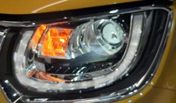 Suzuki Ignis GLX Mild Hybrid 90 CV Amarillo full