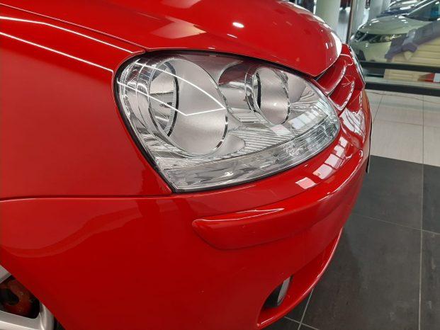 Volkswagen Golf 1.4 TSI 3p Rojo full