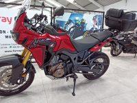 Honda Africa Twin CRF 1100 Granate