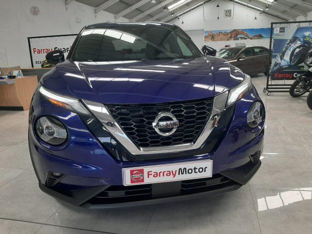 Nissan JUKE N-Connecta Azul full