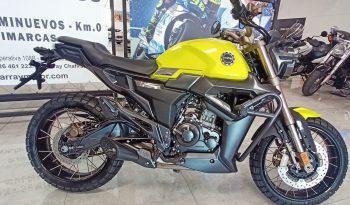 Zontes U125 full