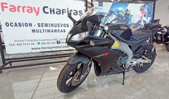 Aprilia RS 125 Negra full