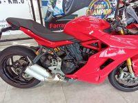 Ducati Supersport S Roja