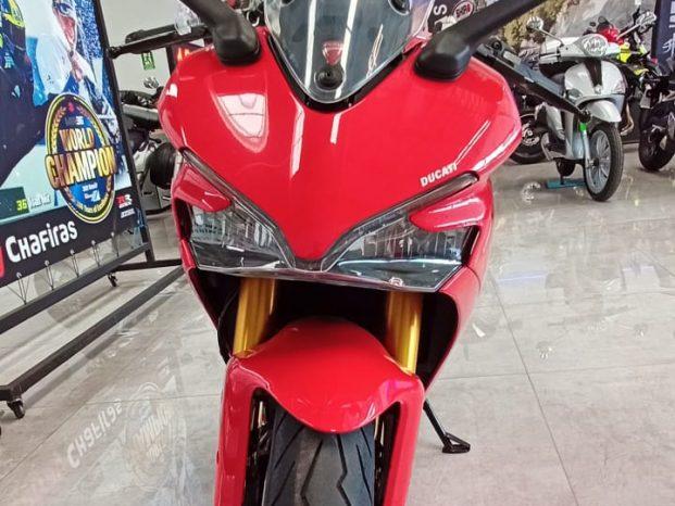 Ducati Supersport S Roja full