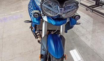 Triumph Tiger 800 XRT AZul full
