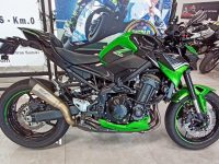 Kawasaki Z900 Negra y Verde Carnet A2