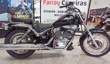 Harley Davidson Fat Boy 1450 Negra full