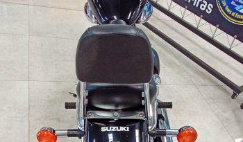 Suzuki Intruder 250 Negra full