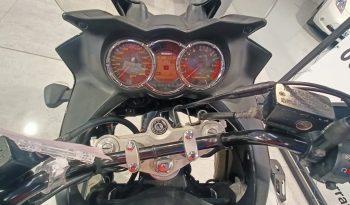 Suzuki V-Strom 1000 DL Blanca y Negra full