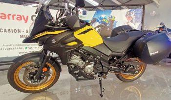 Suzuki V-Strom 650XT Amarilla full