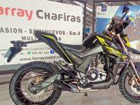 Zontes U1 125 Nueva Negra y Amarilla