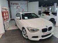 BMW Serie 1 116 Pack M 3p Blanco