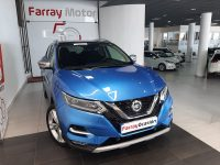 Nissan Qashqai N-Motion 140 CV Edición Limitada Azul Vivid