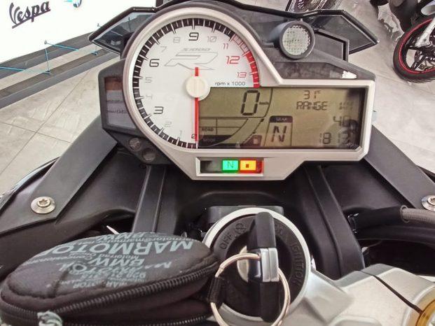 BMW S 1000 R Negra full