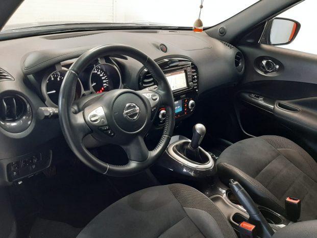 Nissan JUKE N-Connecta 1.6 Negro full