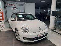 Volkswagen Beetle Cabrio TSI 105 CV Blanco 2p
