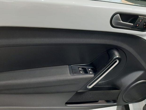Volkswagen Beetle Cabrio TSI 105 CV Blanco 2p full