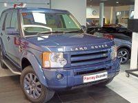 Land Rover Discovery 3 TDV6 2.7 SE Azul (Volante a la Derecha)