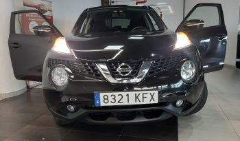 Nissan JUKE Acenta 1.2 DIG-T Negro full