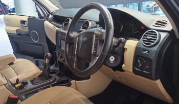 Land Rover Discovery 3 TDV6 2.7 SE Azul (Volante a la Derecha) full