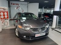 Honda Accord Sedán 2.4 i-VTEC Executive Piel Automático