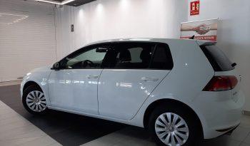 Volkswagen Golf 1.6 TDI Bluemotion 5p Blanco full