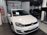 Volkswagen Golf 1.6 TDI 5p Blanco