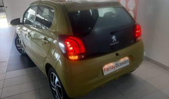 Peugeot 108 72 CV Amarillo 5p full