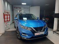 Nissan Qashqai N-Connecta 115 CV Azul Vivid